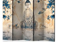 Paraván - Buddha of Prosperity II [Room Dividers]